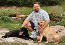 As a dog owner himself, Chris understands the important role pets play in a family, and makes sure everyone is comfortable in their new home.